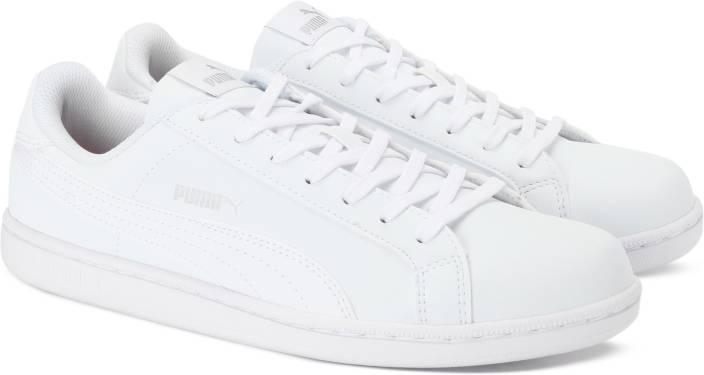 e9078a4f26b2 Puma Smash Buck Sneakers For Men - Buy Puma WhitePuma White Color ...