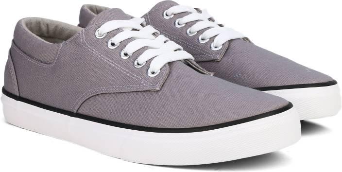 Peter England PE Canvas Shoes For Men