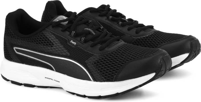 1030386805fb Puma Essential Runner Running Shoes For Men - Buy Puma BlackPuma ...