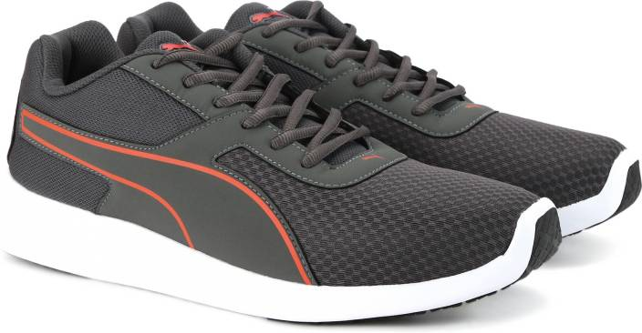 Puma Kor Sneakers For Men - Buy Dark Shadow-QUIET SHADE-Cherry ... 597db06d2