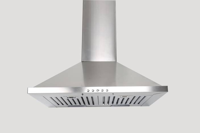 GLEN GL 6075 SS 1000 m³/h Wall Mounted Chimney