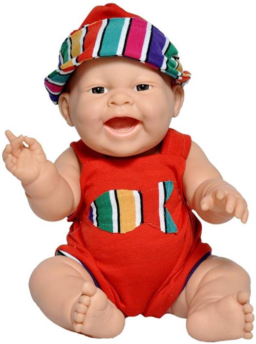 1b020e5be3d4 Toyshine 12 Inches Baby Doll Fully NON TOXIC - Realistic - Boy in ...