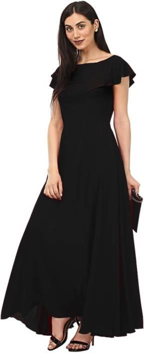 Lady Stark Womens Maxi Black Dress Buy Lady Stark Womens Maxi
