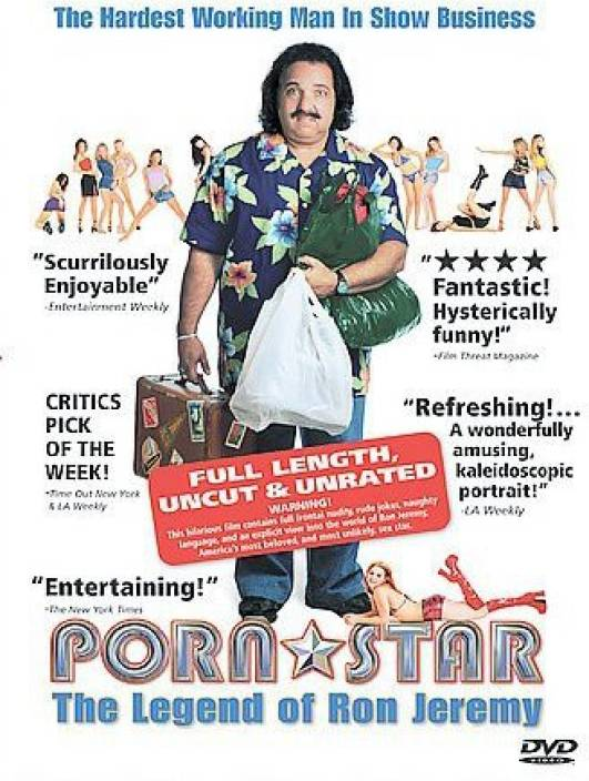 PORN STAR: THE LEGEND OF RON JEREMY (DVD English)