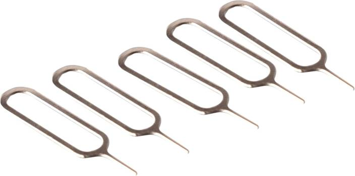 A-ONE RETAIL SIM Card Tray Ejector Pin Tool Sim Adapter (Steel)