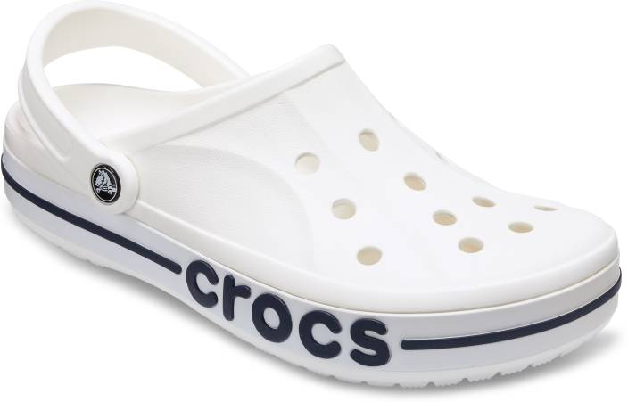 9e979b787 Crocs Men White Sandals - Buy Crocs Men White Sandals Online at Best Price  - Shop Online for Footwears in India