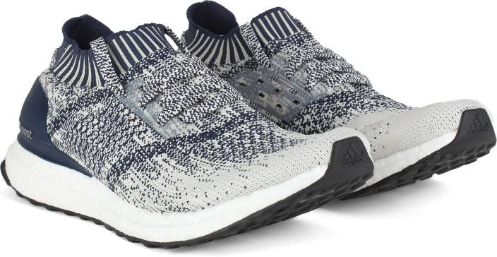 sale retailer db6fa d0f1c ADIDAS ULTRABOOST UNCAGED Running Shoes For Men (Blue, Grey)
