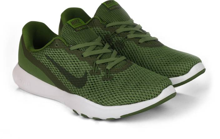 ab082cd240784 Nike NIKE FLEX TRAINER 7 Training & Gym Shoes For Women - Buy Olive ...