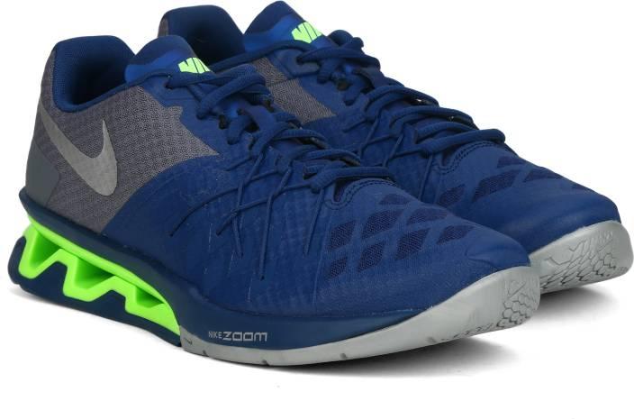 a5fc7b1c679 Nike REAX LIGHTSPEED II Training Shoes For Men - Buy CSTL BL MTLC ...