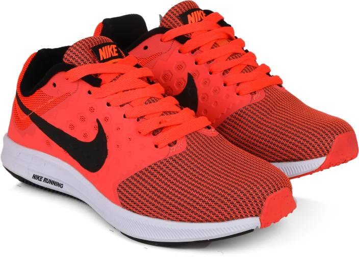 20925a7e1d Nike WMNS Nike DOWNSHIFTER 7 Running Shoes For Women (Red, Black)