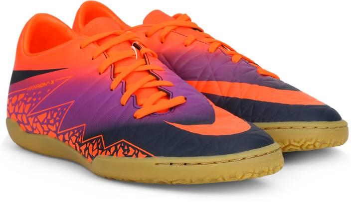 big sale 54ec4 ea1c2 Nike HYPERVENOM PHELON II IC Football Shoes For Men