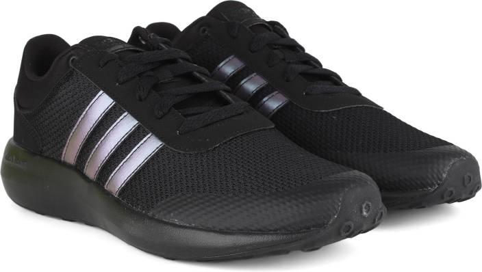 cfe7e536fd23c6 ADIDAS NEO CF RACE Sneakers For Men - Buy CBLACK CBLACK UTIBLK Color ...