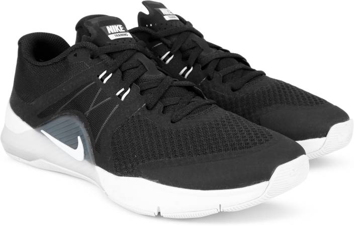 520b58e6038d9 Nike ZOOM TRAIN COMPLETE 2 Training Shoes For Men - Buy BLACK WHITE ...