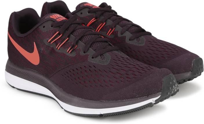 d95ef6f15719b Nike ZOOM WINFLO 4 Running Shoes For Men - Buy PORT WINE TOTAL ...