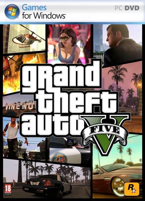 GTA 5 PC Game Premium Edition