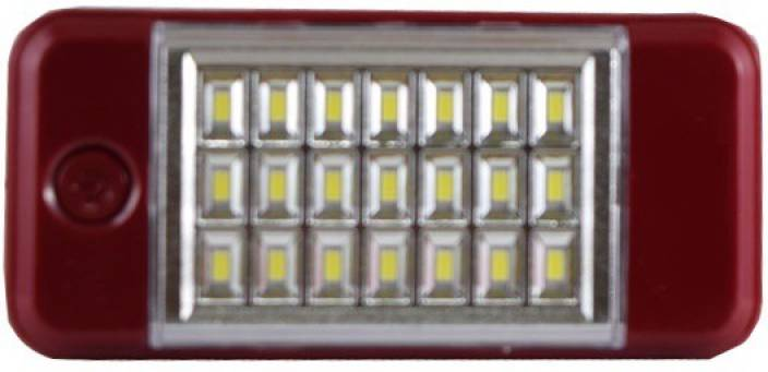 Home Delight 21 LED Pocket Emergency Light With USB Power Bank Emergency Light