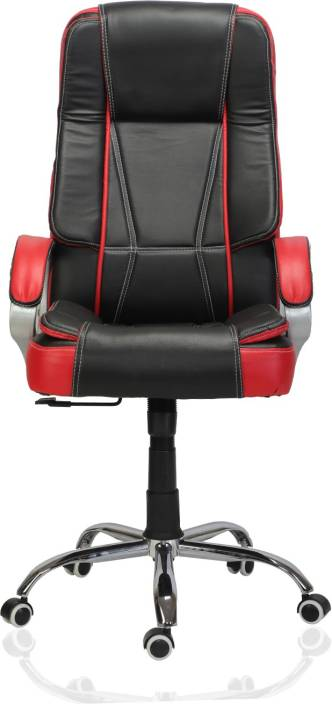 Fabulous Green Soul Vienna High Back Office Chair Black Red Leatherette Office Executive Chair Gmtry Best Dining Table And Chair Ideas Images Gmtryco