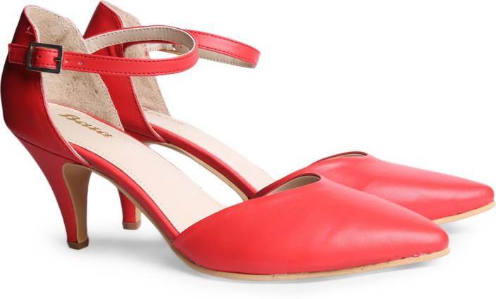 cfaa19f9298 Bata Women Red Heels