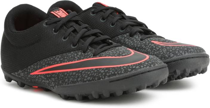 2ae2649259a0 Nike MERCURIALX PRO TF Football Shoes For Men - Buy BLACK/BLACK ...