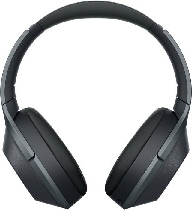 e8b33fa366d Sony WH-1000XM2 Bluetooth ANC Headset with Mic & Touch Sensor (Black, Over  the Ear)