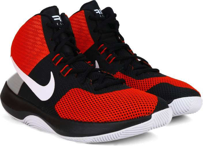 b9b549f1b5d Nike AIR PRECISION Basketball Shoes For Men - Buy UNIVERSITY RED ...
