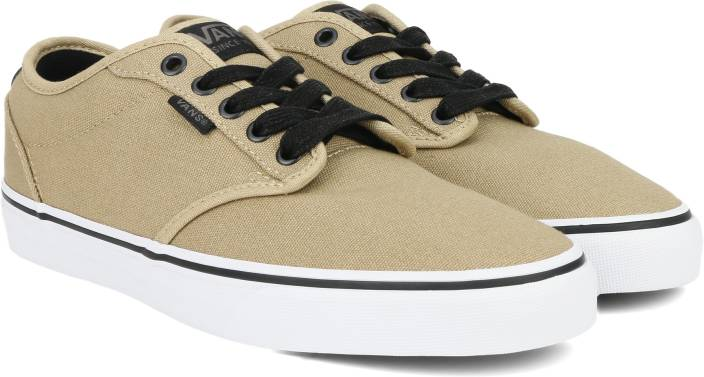 bb5b8acbce04 Vans Atwood Deluxe Sneakers For Men - Buy Khaki Color Vans Atwood ...