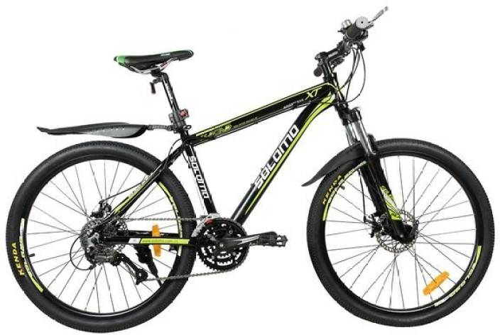 Ongebruikt GOGO A1.COM Solomo Xt Mountain Bicycle With Aluminum Frame And 26 CW-17