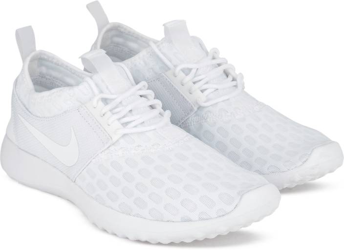 48a934954cb Nike WMNS NIKE JUVENATE Sneakers For Women - Buy WHITE/WHITE-WHITE ...