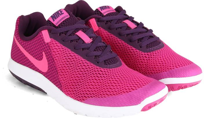 best sneakers b4afc 7f2c5 Nike WMNS NIKE FLEX EXPERIENCE RN 6 Running Shoes For Women (Pink)