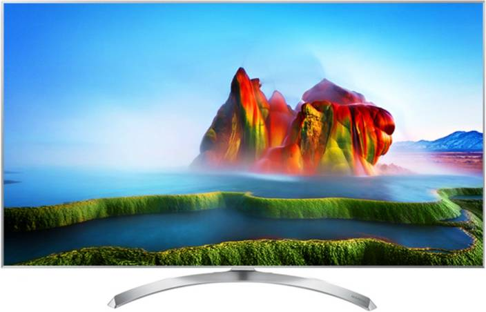 LG 138cm (55 inch) Ultra HD (4K) LED Smart TV