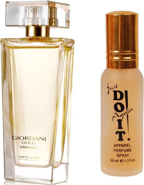 Oriflame Sweden Giordani Gold Original Eau De Parfum 50ml With Just
