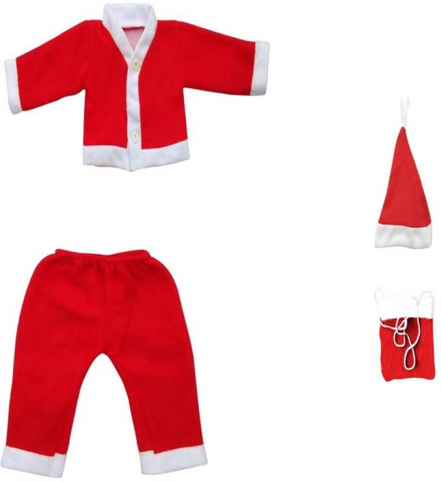 fce90f0b2 Worldlookenterprises santa dress for new born to 3 month baby(o-3 month) Kids  Costume Wear Price in India - Buy Worldlookenterprises santa dress for new  ...
