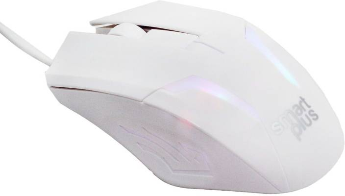 Gadget Deals SmartPlus Fashion (Laser Seven LED) (Colors may vary as per availability) Wired Optical Mouse