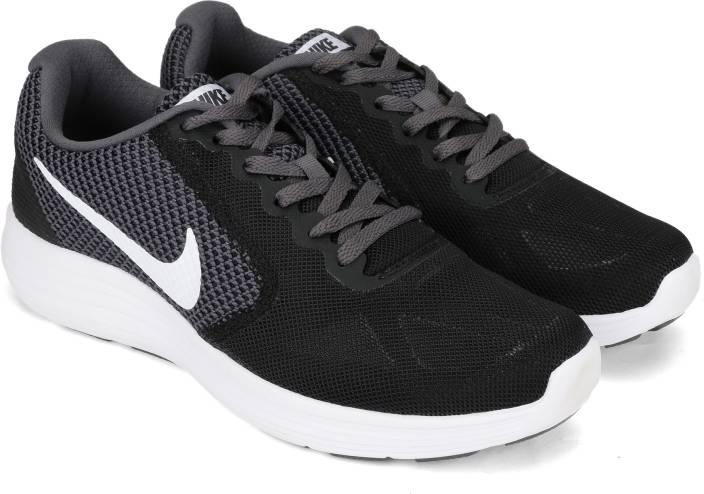 c4ed6ceb97f Nike WMNS NIKE REVOLUTION 3 Running Shoes For Women - Buy BLACK ...