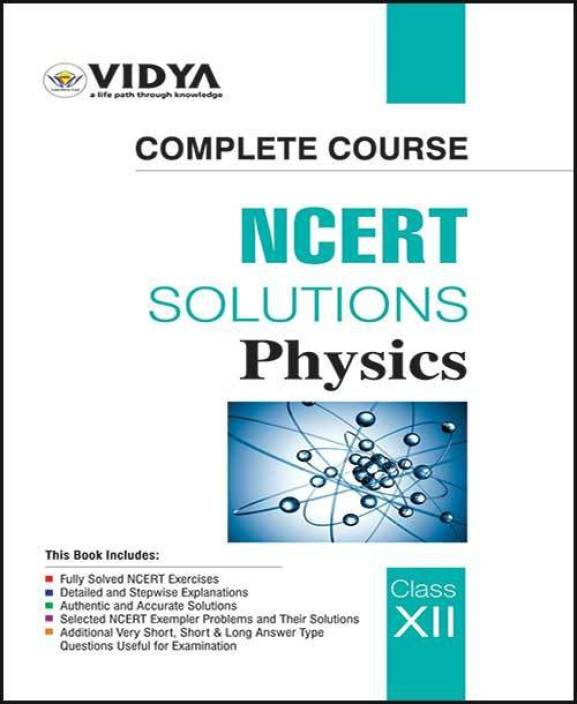 NCERT Solutions Physics Class-12: Buy NCERT Solutions
