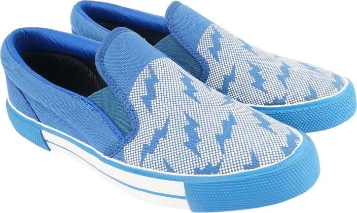 Abon Light Blue Casual Shoes for Men Casuals For Men