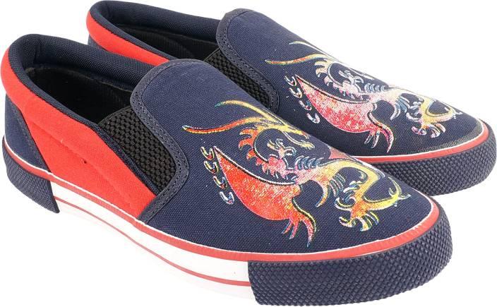 Abon Blue Casual Shoes for Men Casuals For Men