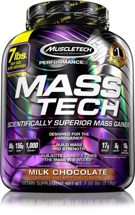 Muscletech Performance Series Masstech Weight Gainers/Mass Gainers