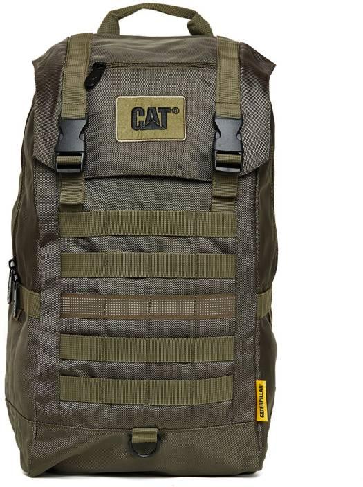 b6e2e4c5262 CAT Combat VisiFlash 21 L Backpack Green - Price in India | Flipkart.com