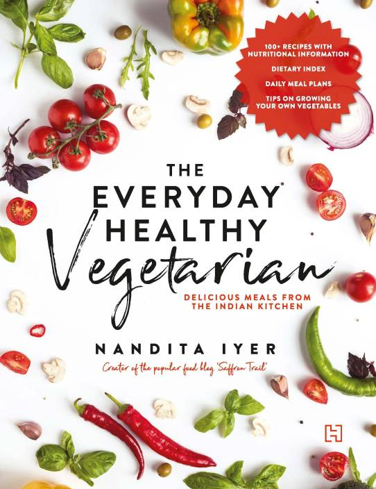 The Everyday Healthy Vegetarian