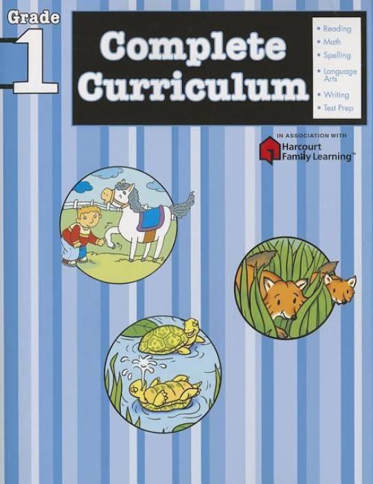 Complete Curriculum Grade 1: Buy Complete Curriculum Grade 1