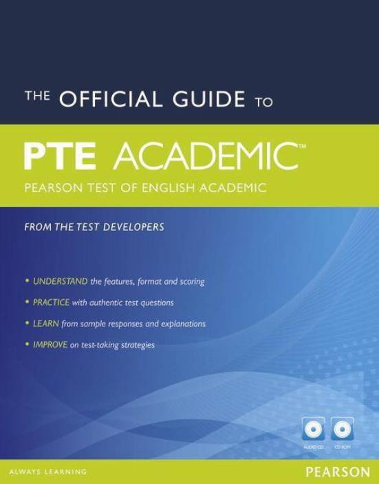 Official Guide to the Pearson Test of English Academic