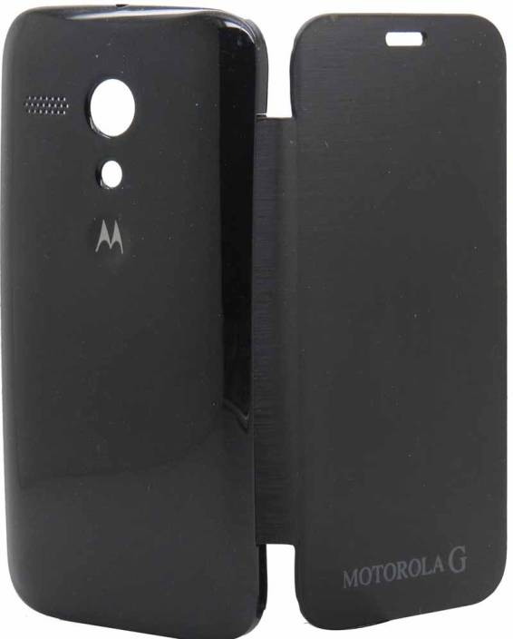 Amour Flip Cover for Motorola Moto G