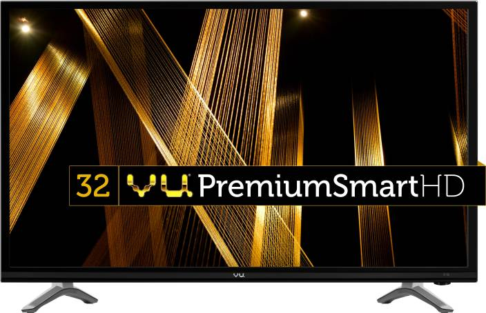 Vu 80cm (32 inch) HD Ready LED Smart TV