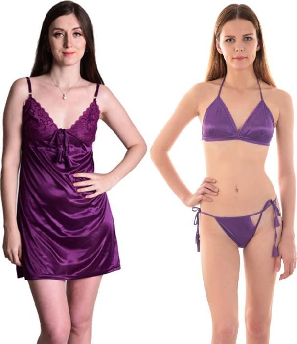 19ce3ff26c Senslife Women Nighty - Buy Senslife Women Nighty Online at Best ...