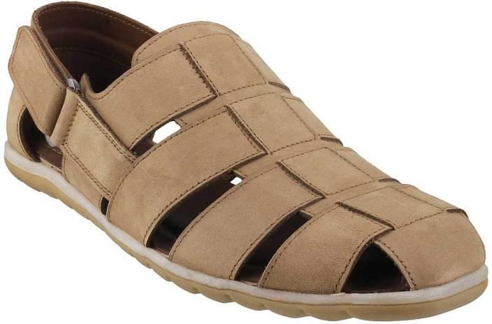 Metro Men 97,Camel Sandals