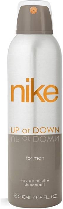 69523893f Nike Up Or Down Deodorant Spray - For Men - Price in India