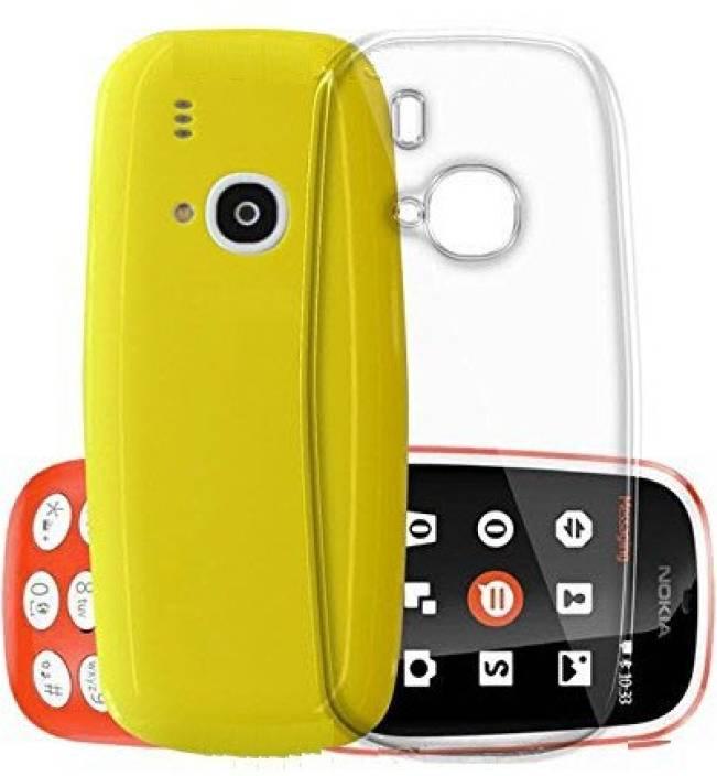 separation shoes df8a1 218ac Flipkart SmartBuy Back Cover for Nokia 3310