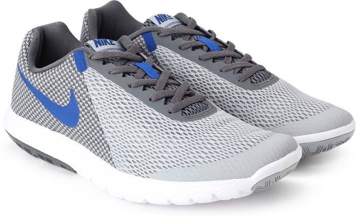 ded4099f280 Nike FLEX EXPERIENCE RN 6 Running Shoes For Men - Buy WOLF GREY GYM ...
