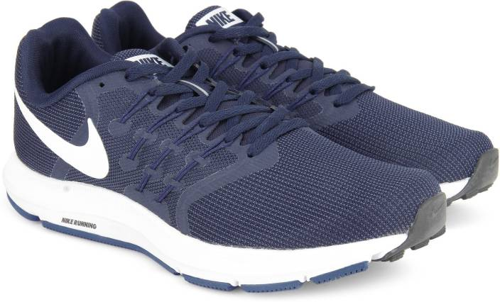 428bf3a1e8079 Nike RUN SWIFT Running Shoes For Men - Buy DEEP ROYAL BLUE WHITE ...